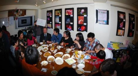 2013.3.22 ちびすけウミウシ写真展開催中@新宿マリング