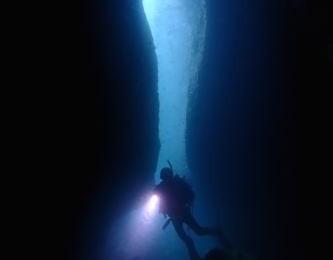 2013.5.8 雲見、三競の水中洞窟