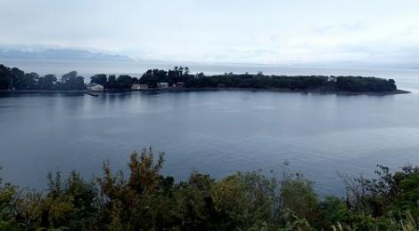 2012.10.26 大瀬の海は穏やかでした