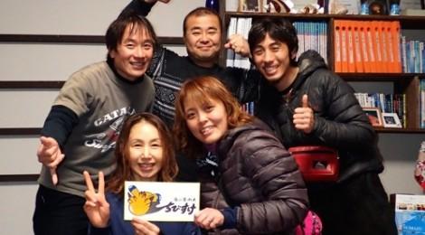 2014.12.9  柏島SEAZOOの目黒さんがいらっしゃいました!ウミウシ60種
